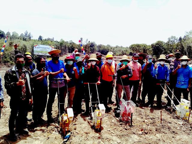 """Jika Sukses Tanam Jagung 5 Hektare, Kades Kupang Baru Minta Dibukakan Lahan 10 Hektare"""