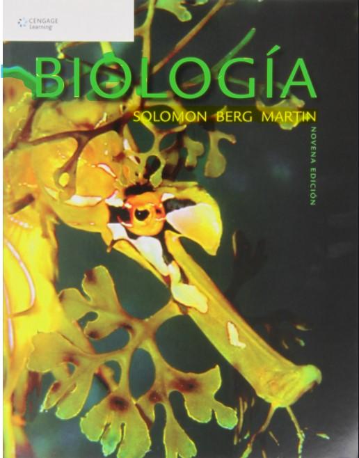 Biología Eldra Solomon, Linda Berg, Diana Martin 9 Edición en pdf