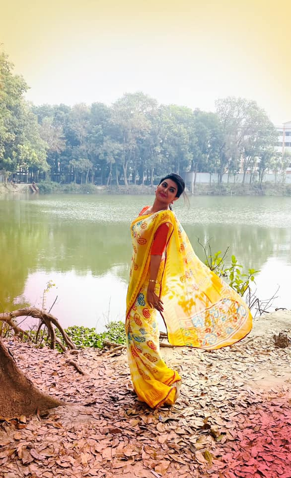 বাংলাদেশী অভিনেত্রী আয়েশা সালমা মুক্তির কিছু ছবি 5