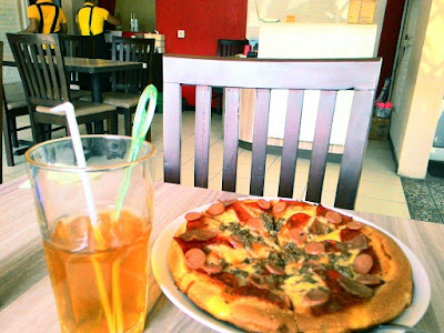 Portobello Cafe Pizza Semarang