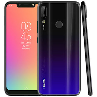 Tecno Camon 11 Pro specifications and prices.