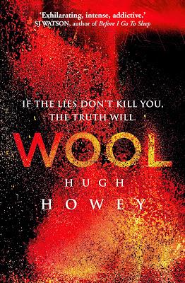 Wool (Silo Saga - Book 2) by Hugh Howey - book cover