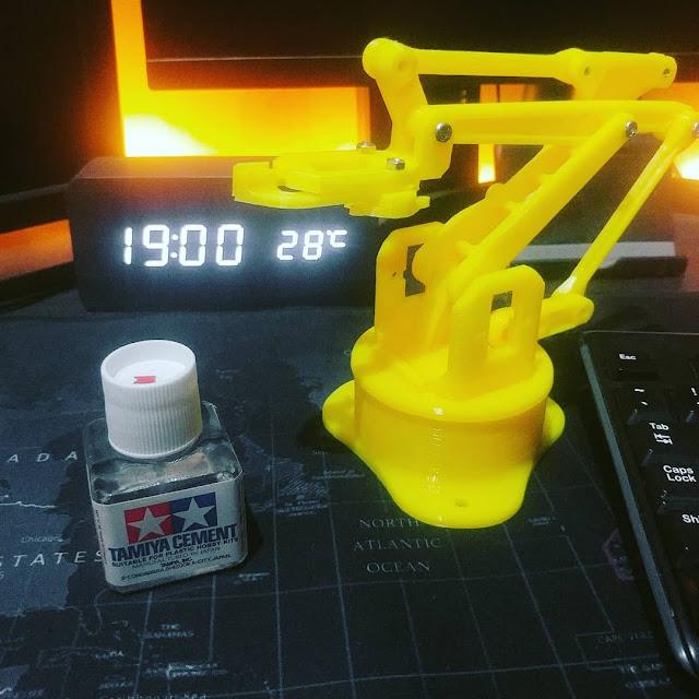 Rekomendasi Jasa 3D Printer di Indonesia