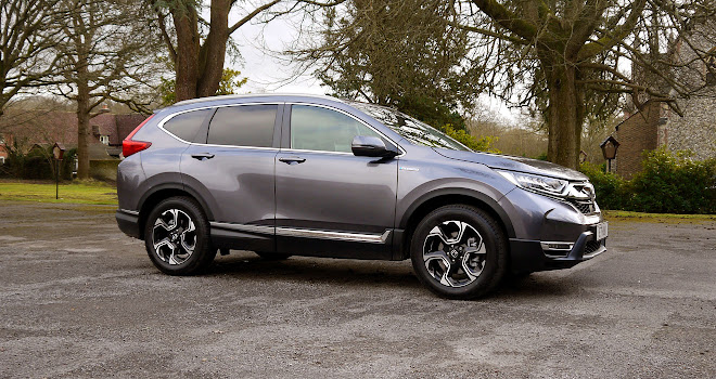 Back To The Future Honda Cr V Hybrid Reviewed