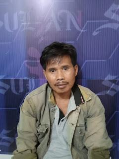 Diburu dan Dihadang, Pelaku Pencuri Ternak Nekat Tabrak Mobil Polisi