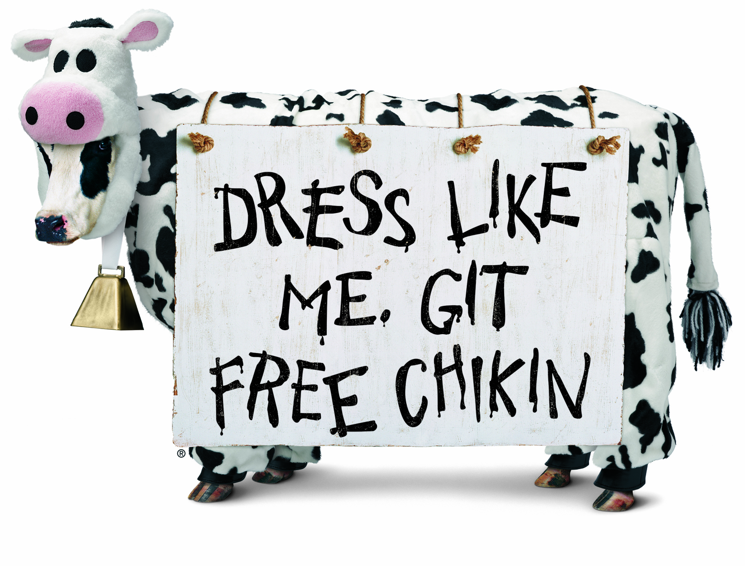 July 11 | Dress In Cow Attire And Get Free Chick-fil-A !