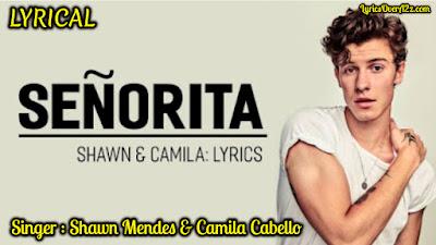 Señorita - Young Lady | Shawn Mendes & Camila Cabello