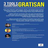 3 TOOLS FB GRAPH GRATISAN