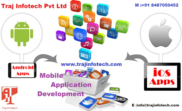 Mobile Application Development _Traj_Infotech