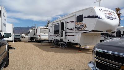Metamorphosis Road Campground Review De Anza Rv Resort