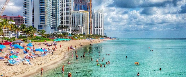 Vantagens de Sunny Isles Beach em Miami na Flórida