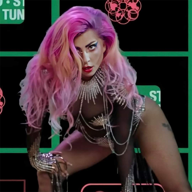 Lady Gaga's 'Chromatica' Fundrager by Paper Magazine