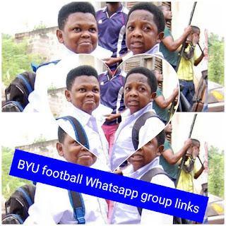 BYU football whatsapp group links