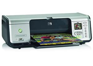 HP PhotoSmart 8050xi