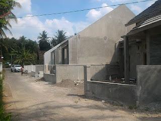 Rumah Baru Dijual Sedayu Bantul Yogyakarta di Argomulyo Siap Huni 1
