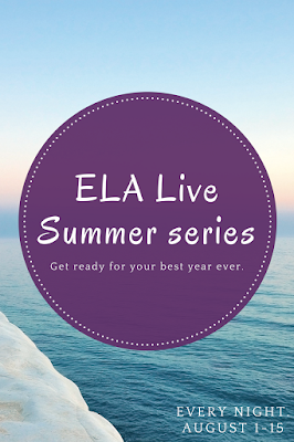 ELA Live Summer Series: Easy Professional Development