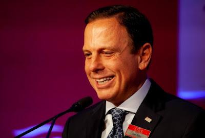 Eu me arrependo de ter votado no Bolsonaro diz Doria à CNN