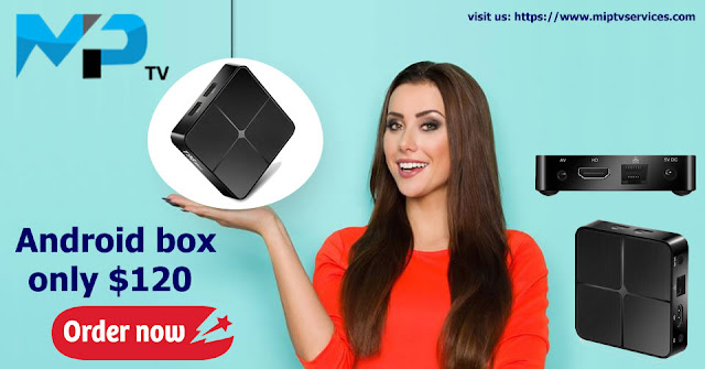 order now Android box
