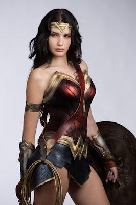 sweet Wonder Woman - Cosplay