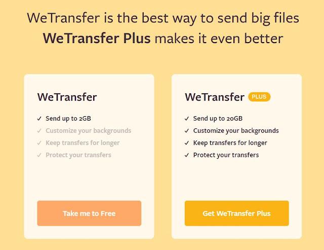 3 πλατφόρμες διαμοιρασμού αρχείων που είναι καλύτερες από το wetransfer