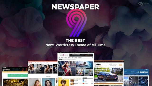A great premium wordpress theme for newspaper.