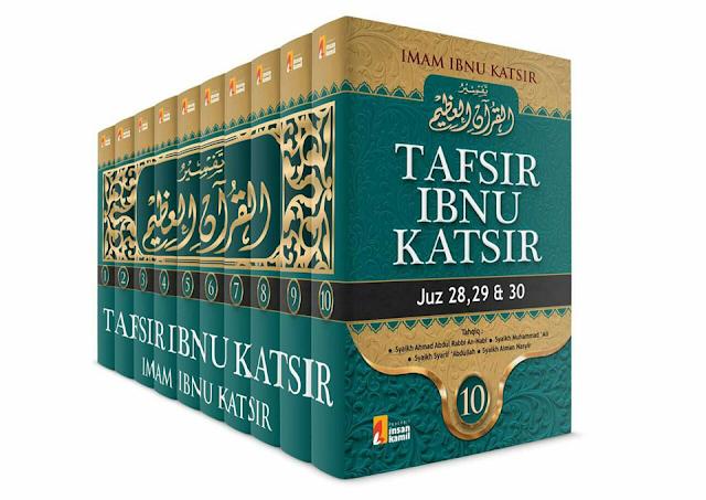 Terjemah Tafsir Ibnu Katsir
