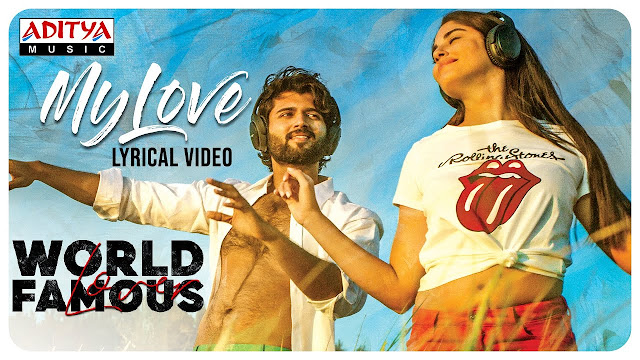 My Love Telugu Song Lyrics – World Famous Lover (2020)