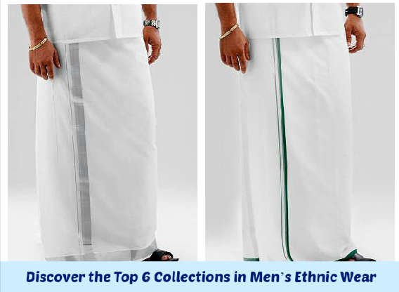 Discover the Top 6 Collections in Men's Ethnic Wear