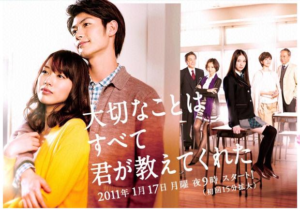 Dramarama: Taisetsu na Koto wa Subete Kimi ga Oshiete Kureta (Review)