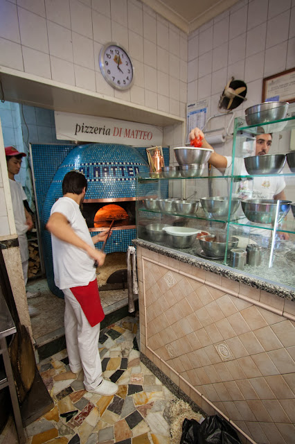 Pizzeria Di Matteo-Napoli