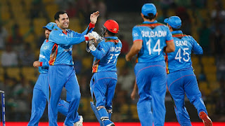Afghanistan vs Hong Kong 6th Match ICC World T20 2016 Highlights