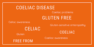 This week is Coeliac Awareness Week, aka Gluten Free Community Week