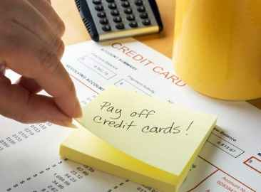 how to payoff credit card