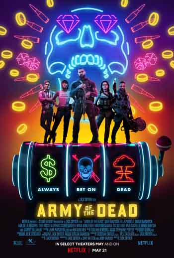 Army of the Dead 2021 720p 1.3GB WEB-DL Dual Audio