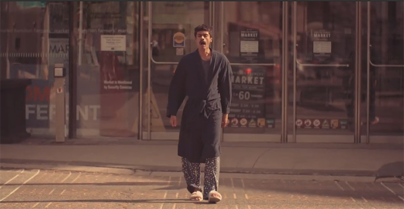 """Official Video for Dan Edmond's """"Beside You"""" for sleepwalkers everywhere"""