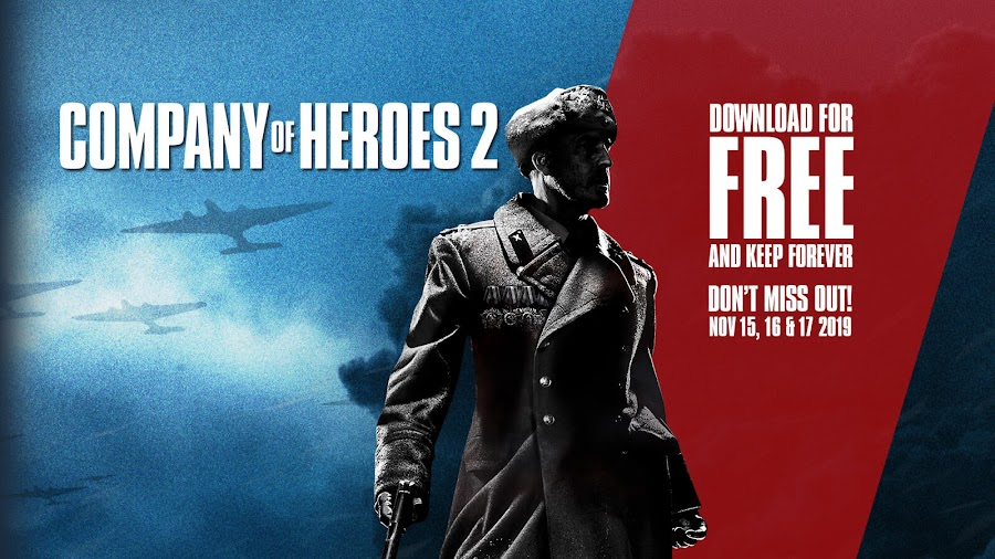 company of heroes 2 free pc steam november 2019 real-time strategy game relic entertainment sega