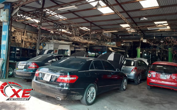 Hà Nội: Gara ô tô tại 19 quận, huyện được mở cửa lại từ trưa 16/9