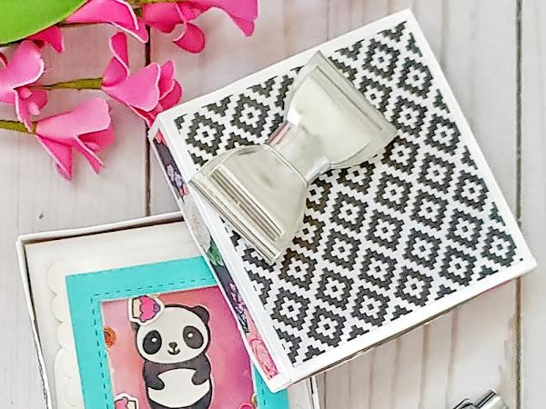 Mini Card Gift Box design 1 of 2