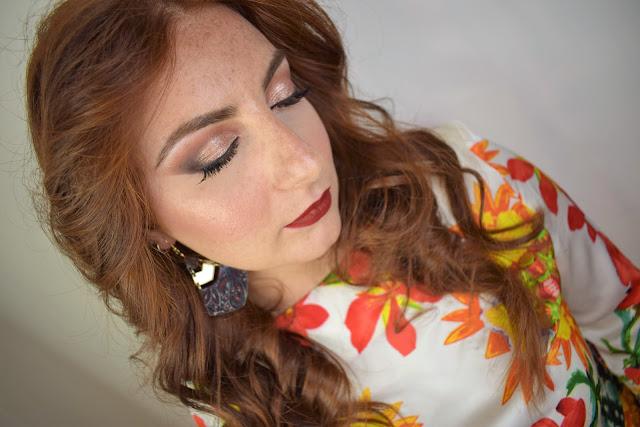 makeup capelli rossi naturali