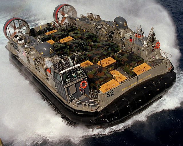 Landing Craft Air Cushion LCAC