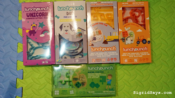 Babyrun baby needs store Bacolod - bento box essentials