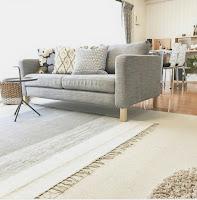 Living area furniture idea for small apartment