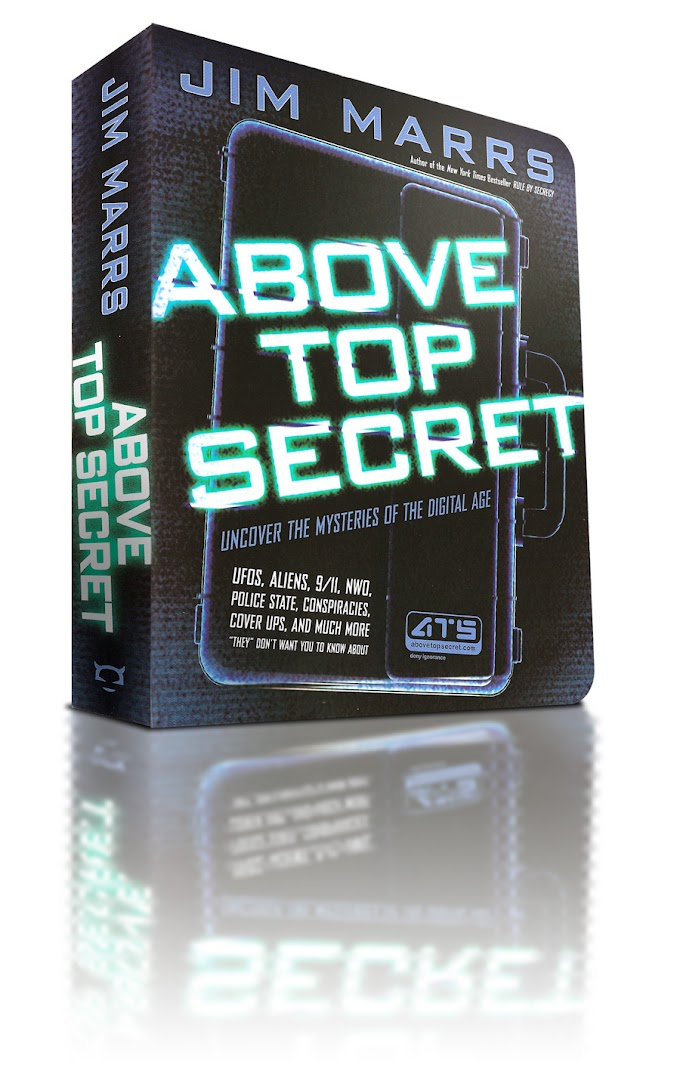 Above Top Secret: Worldwide The Famous Book
