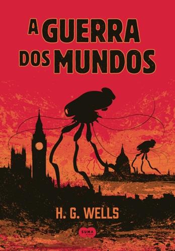 A guerra dos mundos - H.G. Wells