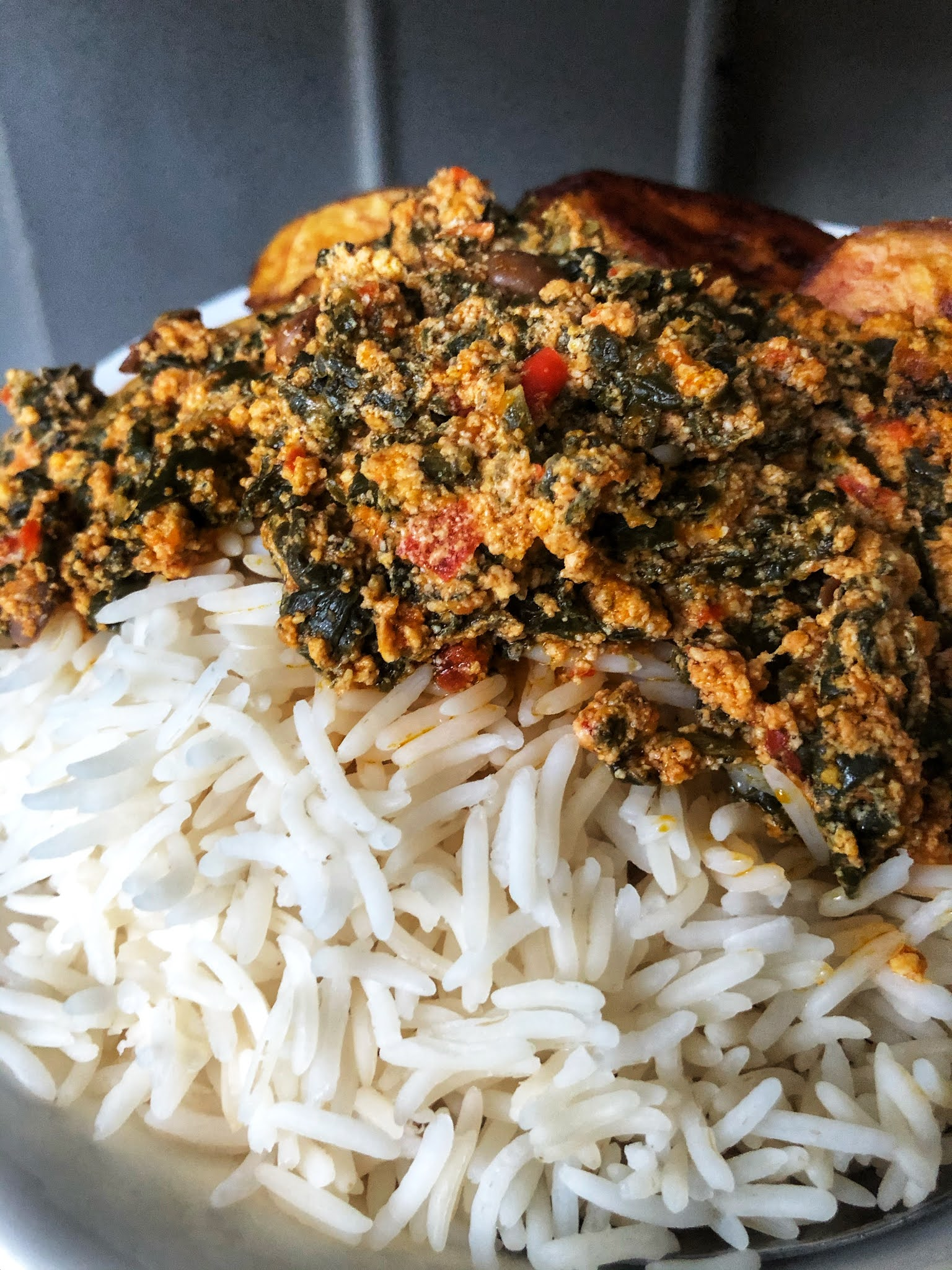 The Vegan Nigerian Vegan Egusi Recipe How To Make Nigerian Egusi Soup