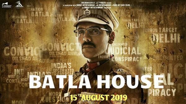 मूवी रिव्यू : बाटला हाउस - Movie Review : Batla House