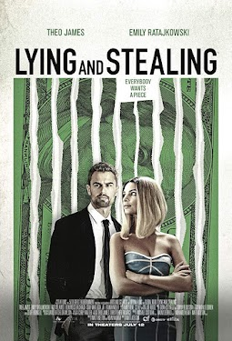Lying and Stealing (2019) Subtitle Indonesia Bluray