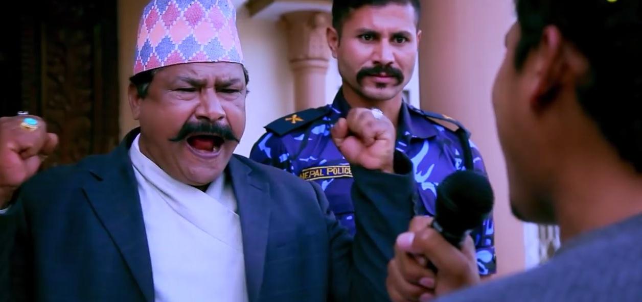 nepali movie poster relimai