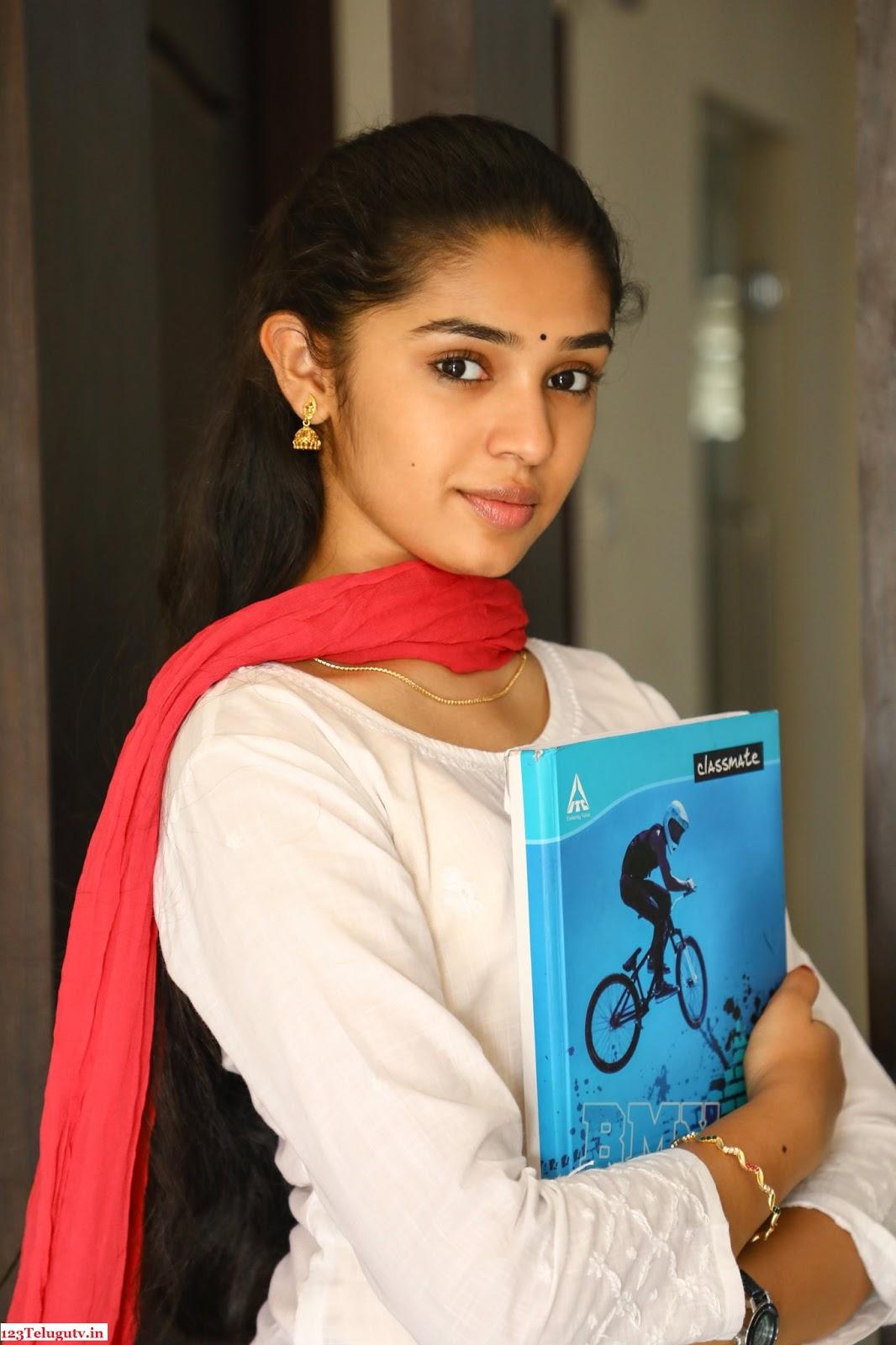 Uppena Movie Heroine Krithi Shetty Photos - Krithi Shetty