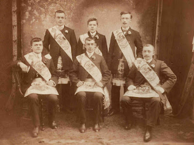 Brothers of The Independent Order of Rechabites